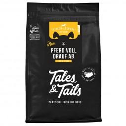 Tales & Tails Pferd voll drauf ab