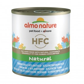 Almo Nature HFC Natural Cat Atlantikthunfisch