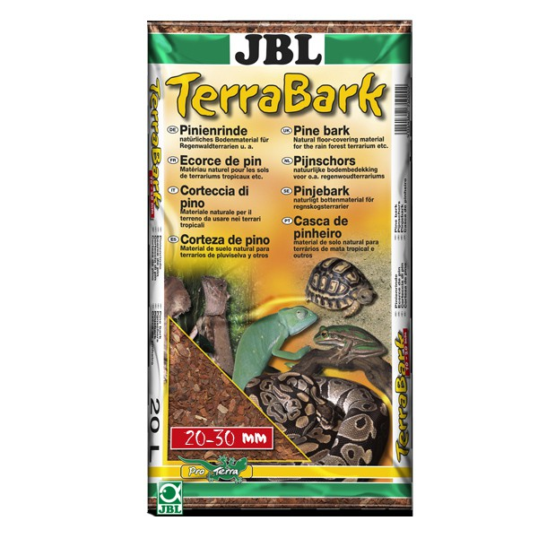 JBL TerraBark Bodengrund 20-30mm 20l