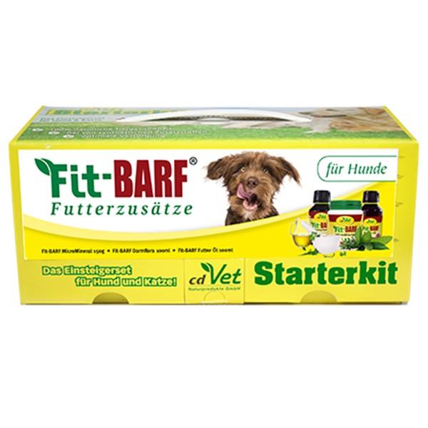 cdVet BARF Starterkit für Hunde