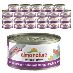 Almo Nature Legend Katzenfutter 24x70gHuhn & Mango