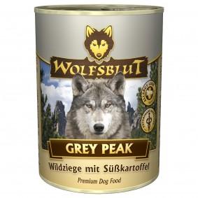 Wolfsblut Grey Peak mit Wildziege