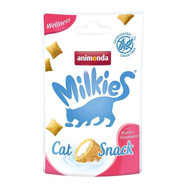 Animonda Milkies Knusperkissen Wellness 30g - 30g