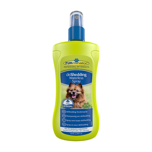 FURminator Trockenspray Waterless DeShedding 250ml