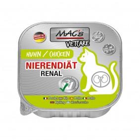 MAC's CAT Vetcare Huhn Nierendiät