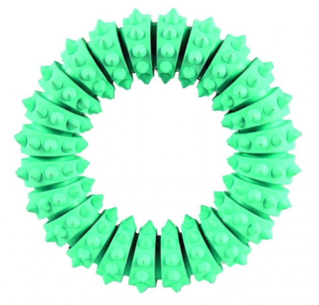 Trixie Dentafun Ring aus Naturgummi ø 12 cm