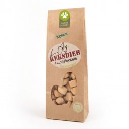 Keksdieb Hundekeks Buttermilch-Kokos Tropfen