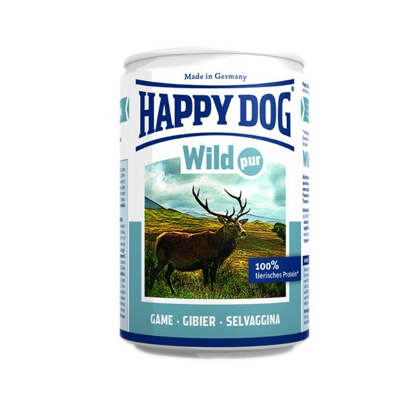 Happy Dog Wild Pur 12x400g