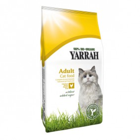 Yarrah Katzenfutter Bio Huhn