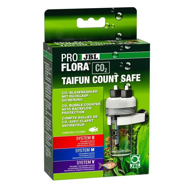 JBL PROFLORA CO2 TAIFUN COUNT SAFE
