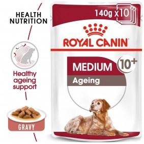 ROYAL CANIN MEDIUM AGEING 10+ Nassfutter für ältere mittelgroße Hunde