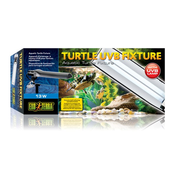 Exo Terra Turtle UVB Lampe 11W