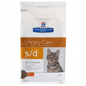 Hill's Prescription Diet s/d Urinary Care Katzenfutter mit Huhn