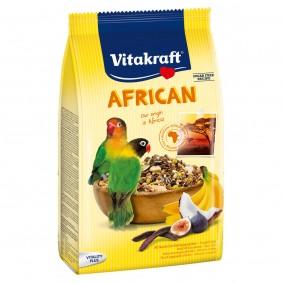 Vitakraft Vogelfutter für afrikanische klein-Papageien 750g