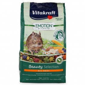 Vitakraft Emotion Beauty Selection Degus 600g