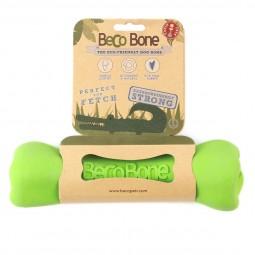Beco Pets Spielknochen grün groß