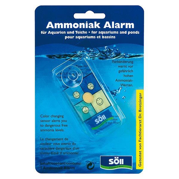 Söll Ammoniak Alarm