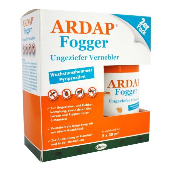 Ardap Fogger Ungeziefer Vernebler 2 x 100 ml