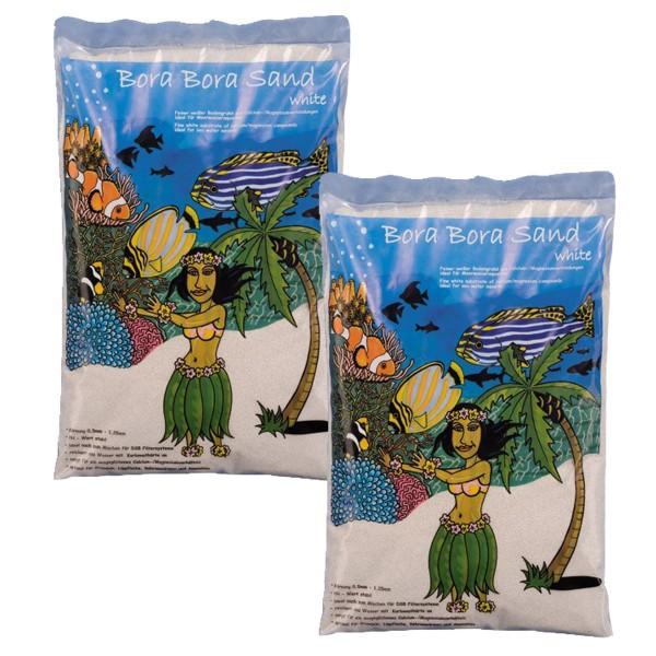 Preis Bora Bora Sand 26 kg Exklusiv-Gebinde