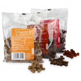 Chewies multipack 2, 3 x 200 g, jehněčí, zvěřina a losos