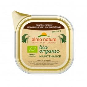 Almo Nature Bio Organic Dog mit Kalb und Gemüse