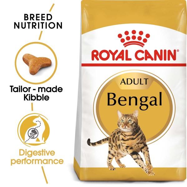ROYAL CANIN Bengal Adult Katzenfutter trocken