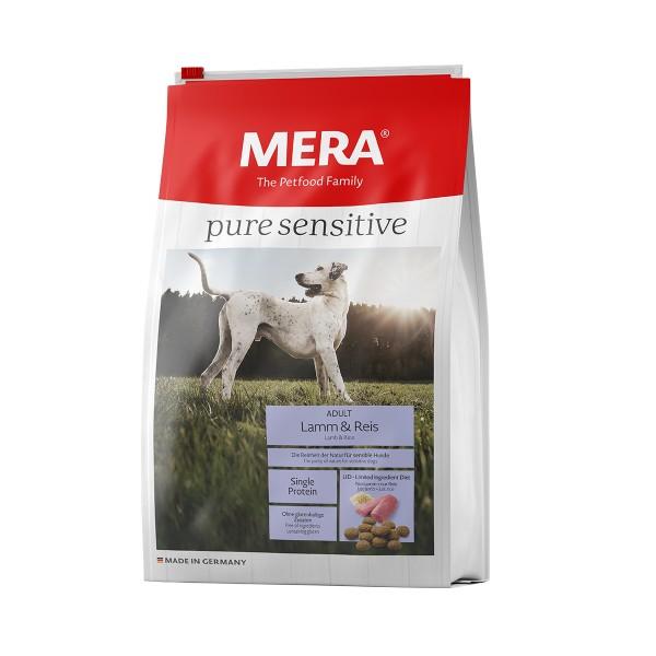 MERA pure sensitive Lamm und Reis