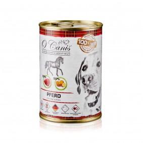 O'Canis Pferdefleisch mit Kartoffeln 6x400g