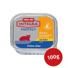Animonda Integra Protect Nieren NassfutterHuhn 100g