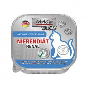 MAC's CAT Vetcare Lachs Huhn Nierendiät
