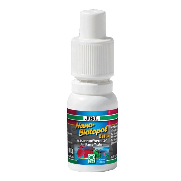 JBL NanoBiotopol Betta Wasseraufbereiter 15ml