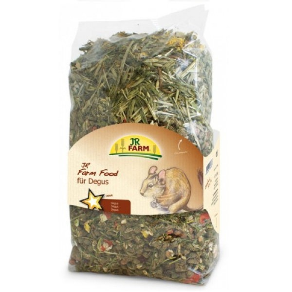 JR Farm Degu Adult FOOD 1,5kg