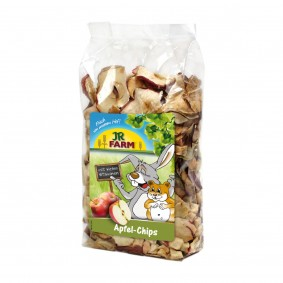 JR Farm Chips de pommes 80 g
