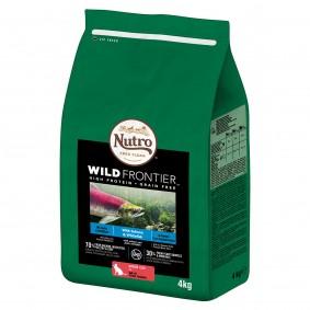 Nutro Adult Wild Frontier Mit Lachs & Weißfisch