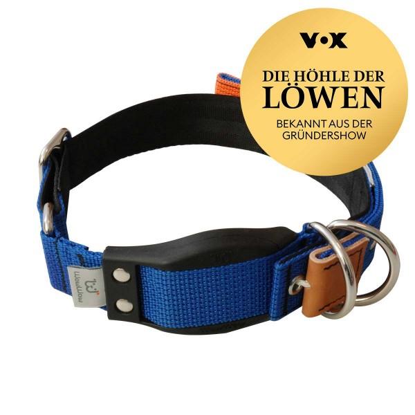 WowWow Halsband blau