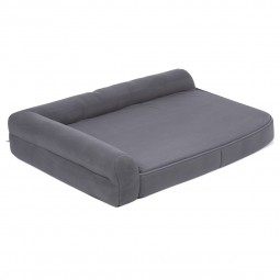 Dog Bed Solutions orthopädisches Hundebett Amata grau