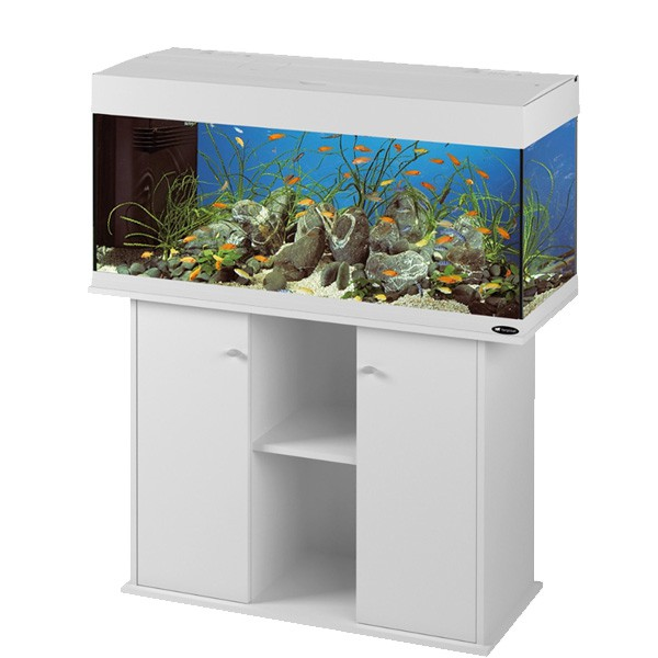 ferplast dubai 100 aquarium 190l g nstig kaufen bei zooroyal. Black Bedroom Furniture Sets. Home Design Ideas