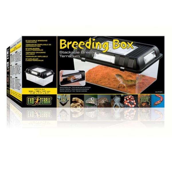 Exo Terra Breeding Box medium - Zuchtterrarium