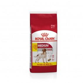 ROYAL CANIN Medium Adult 15 + 3kg