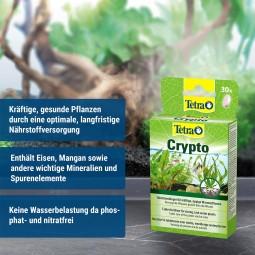 Tetra Pflanzendünger Crypto 30 Tabletten