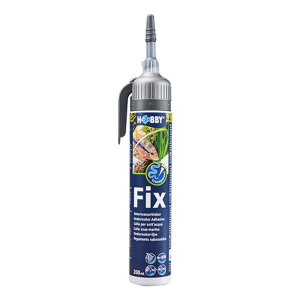 Hobby Fix Unterwasserkleber 200 ml Kartusche