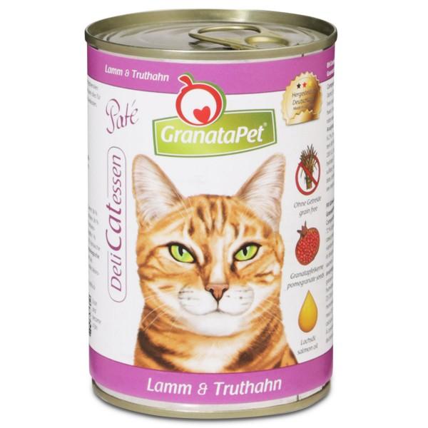 GranataPet DeliCatessen Lamm + Truthahn 400g - ...