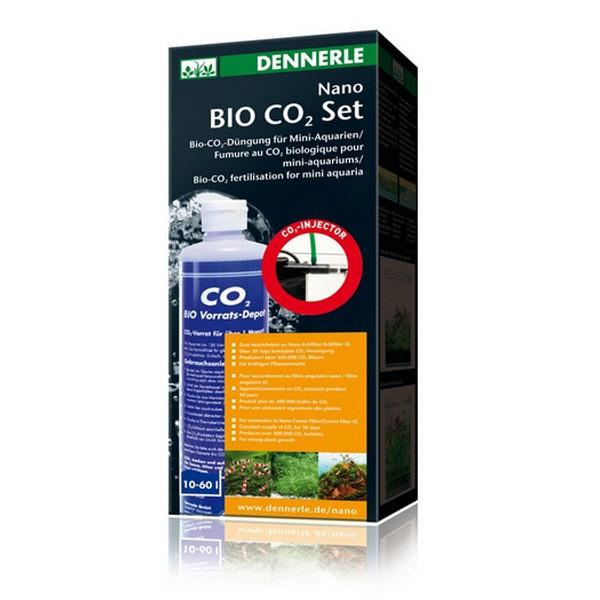 Nano Bio CO2 Set für Mini-Aquarien