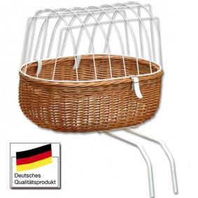 Aumüller Fahrradkorb Standard für Rahmenmontage