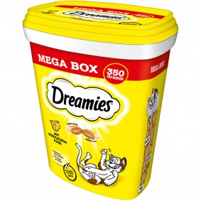 Dreamies Tub mit Käse 350g