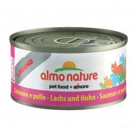 Almo Nature Legend Cat Megapack Lachs und Huhn