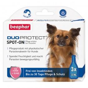 beaphar DuoProtect Parasitenabwehr für Hunde