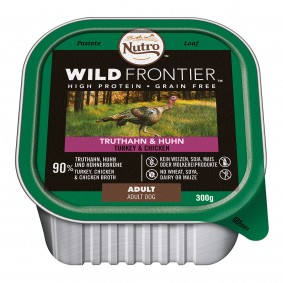 Nutro Adult Wild Frontier Huhn & Truthahn