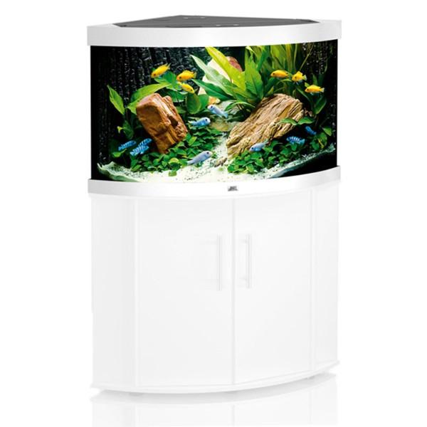 Juwel Trigon 190 Aquarium ohne Schrank - Weiß