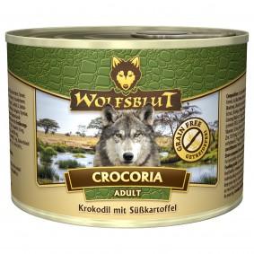 Wolfsblut Crocoria Adult mit Krokodil